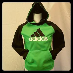 Boys' Adidas Hoodie Sz M (10-12)